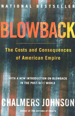 Blowback By Johnson, Chalmers